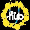 The Hub logo | Logo yr Hyb