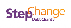Step Change debt charity logo